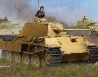 Сборная модель German PzBeobWg V Ausf. A