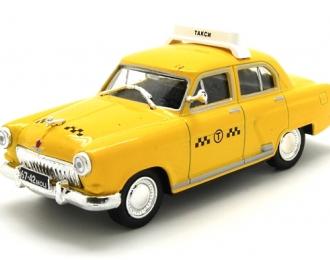 Горький M21 Wołga Moscow (1955), Taksowki Swiata 10, yellow