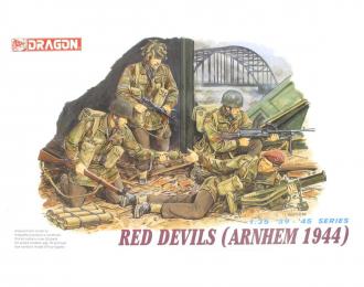 Сборная модель Red Devils (Arnhem 1944)