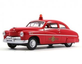MERCURY Fire Chief, Kolekcia Wozow Strazackich 48