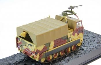 M548A1 (1979), Автомобиль на Службе Спецвыпуск