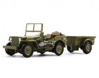 JEEP Willys MB Jeep (1945), Wozow Bojowych 24