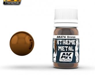 XTREME METAL BRONZE (металлик бронза)
