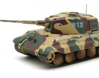 Sd.Kfz. 182 PzKpfw VI Tiger II Koznigstiger Ausf.B (1944), Czolgi Swiata 2