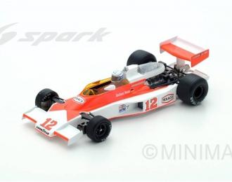 McLaren M23 #12 Monaco GP 1976 Jochen Mass