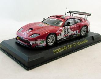 FERRARI 550 Maranello Le Mans (2006), Ferrari Collection 61, red