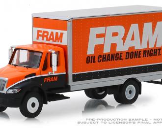 "INTERNATIONAL Durastar фургон ""FRAM Oil Filters"" 2013"