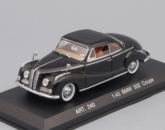 BMW 502 Coupe, black
