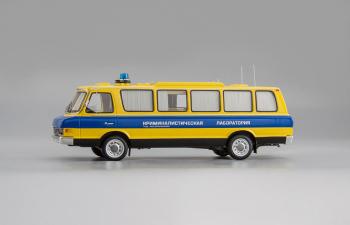 ЗИЛ 118КЛ Криминалистическая Лаборатория, Москва 1982 г.