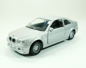 BMW M3 Coupe, silver