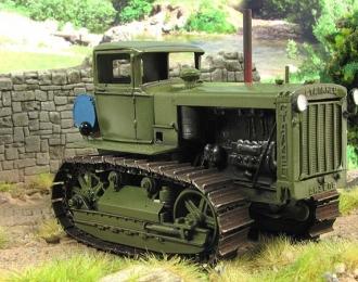 Сталинец С-65 с автокабиной, чистый