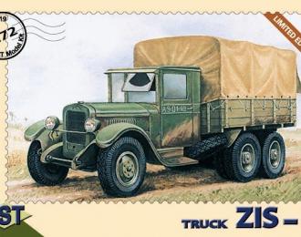 Сборная модель Грузовой автомобиль ЗИС-6