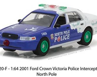 "FORD Crown Victoria Police Interceptor ""North Police"" 2017"