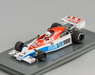 Martini Mk23 #31 French GP 1978 René Arnoux