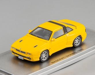 MASERATI Shamal 1989 (yellow)