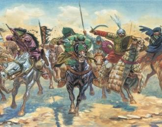 Сборная модель Arab Warriors