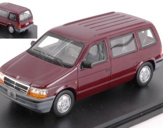 Chrysler Voyager 1994 red