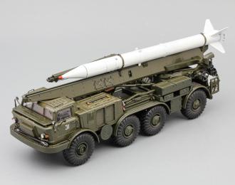 ЛУНА-М 95113 с ракетой 9M21 на шасси ЗИL-135ЛМ, хаки