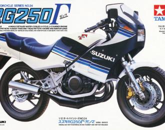 Сборная модель Suzuki RG250