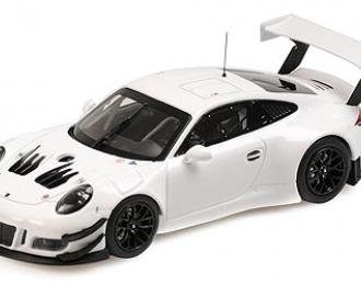 PORSCHE 911 GT3 R (991) - PLAIN BODY - WHITE
