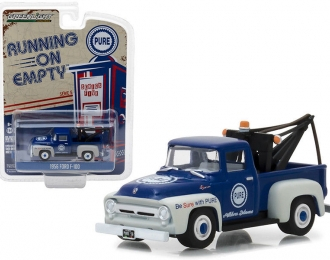 """FORD F-100 pick-up """"Tow Hook Pure Oil""""1956"""