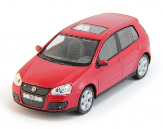 VOLKSWAGEN Golf GTI, red
