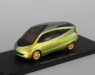 MERCEDES-BENZ Bionic Car, green