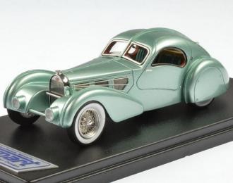 Bugatti Type 57S Compétition Coupé Aerolithe 1935
