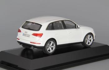 AUDI Q5 (2008), concept white