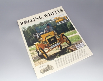 Журнал Rolling Wheels №5 Сентябрь-Октябрь 2012