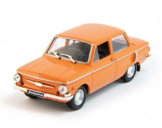 ЗАЗ 968А Запорожец, Автолегенды СССР 4, оранжевый