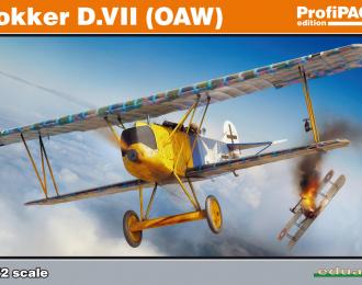Fokker D.VII OAW late