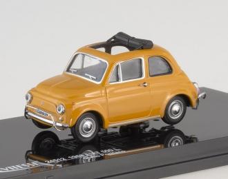 FIAT 500L (1968), orange