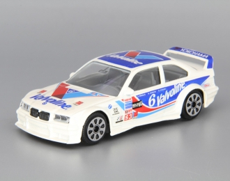 BMW M3 G.T. Cup #6, white / blue
