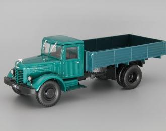 ЯАЗ-200 бортовой, Грузовики СССР 19, зеленый