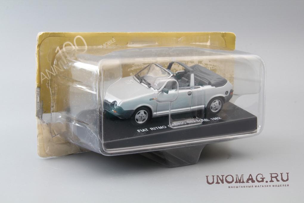 FIAT RITMO CABRIO BERTONE 1982 SCALA 1\43