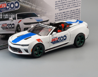 CHEVROLET Camaro SS Convertible 101 Running Indy 500 Presented 2017 White (Greenlight!)