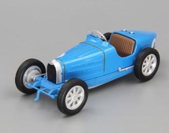 BUGATTI Type 51 (1932), Models of Yesterday, blue