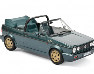 "VOLKSWAGEN Golf I Cabriolet ""Etienne Aigner"" 1990 Green Metallic"