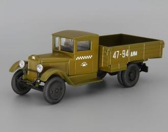 АМО-2 Грузовое такси, оливковый