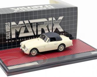 ASTON MARTIN DB2/4 MKII Tickford (закрытый) 1955 White