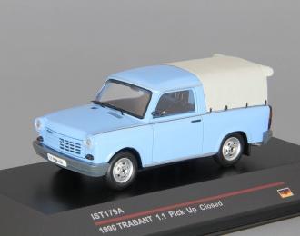 TRABANT 1.1 Pick-Up Closed (1990), light blue