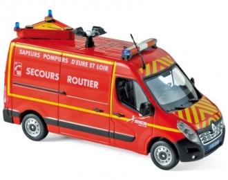 """RENAULT Master III """"Pompiers-Secours Routier"""" (дорожная пожарно-спасательная служба) 2014"""