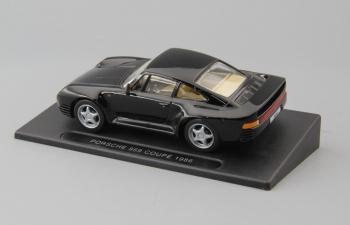 PORSCHE 959 Coupe (1986), black