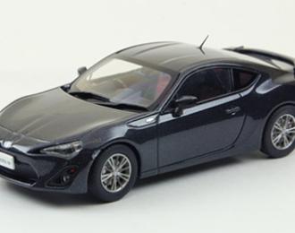 TOYOTA GT86 2012, Dark Grey