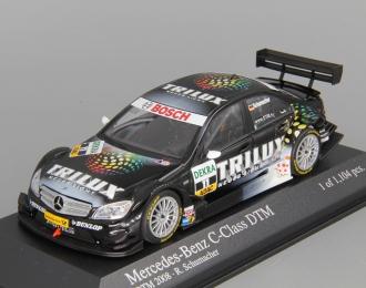 MERCEDES-BENZ C-Class Team Muecke 'Trilux' #11 Ralf Schumacher DTM 2008