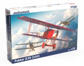 Сборная модель Истребитель Fokker D.VII