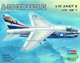 Сборная модель A-7E Corsair II