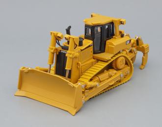 Caterpillar CAT D8R Series II, yellow