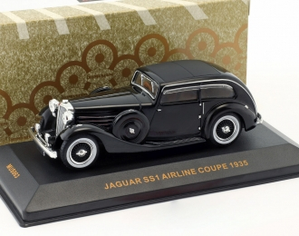 JAGUAR SS1 Airline Coupe 1935 Black